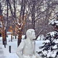 Пушкин в Музеоне. :: Oleg4618 Шутченко