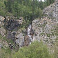 по чуйскому тракту водопад :: Виктор