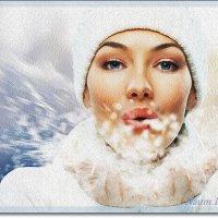 Пусть жизнь будет прекрасна и чиста,как этот снег... :: Лидия (naum.lidiya)