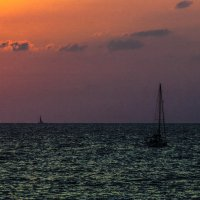 закат :: Александр Альтшулер