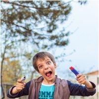 Crazy boy :: М. П.