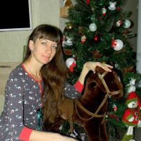 ...я люблю свою лошадку... :: Надежда Ерыкалина