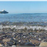 Ласковое море обнимает город и он дарит нам свою любовь! :: СветЛана D