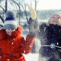 Ну наконец-то зима....... :: Тетянка Мас