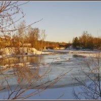 Зимой у реки :: lady v.ekaterina