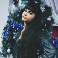 Новогодний вечер. :: Альбина Дорохина