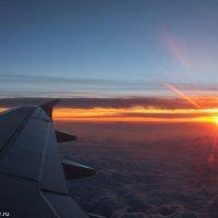 Восход солнца :: Любовь Бутакова