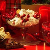 К Новогоднему столу. :: Маргарита ( Марта ) Дрожжина