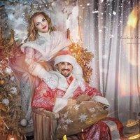 новогодняя :: Анастасия Данилова