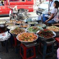 Таиланд. Чанг Май. Очень много вкусной еды :: Владимир Шибинский