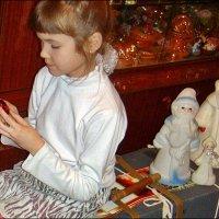 Скоро, скоро Новый год!.. :: Нина Корешкова
