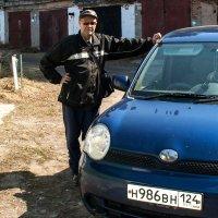 В гараже :: Viktor Сергеев