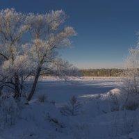 Пришла зима на Волгу :: Михаил (Skipper A.M.)