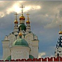 Небесные врата... :: Николай Дементьев