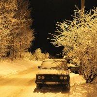 Мороз :: Иван Анисимов