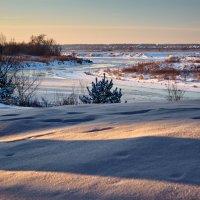 Зимнее утро... :: Roman Lunin