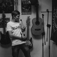 Гитарист :: Анастасия Иванова