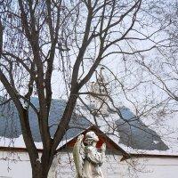 И пусть тебя укроет, ангел твой хранитель, своим святым,невидимым крылом! :: Галина
