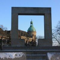 Мемориал евреям погибшим в Ганновере :: Gennadiy Karasev