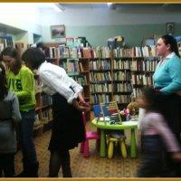 В Люберецкой Библиотеке им. С. Есенина :: Ольга Кривых