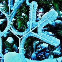 Вот так снежинка !! )) :: Milocs Морозова Людмила