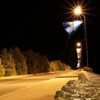 Ночь, улица, фонарь :: Ekaterina Maximenko