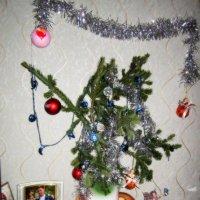 Новогодний уголок . :: Мила Бовкун