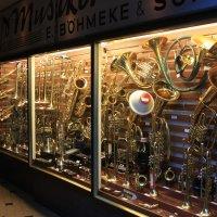 Магазин музыкальных инструментов :: Gennadiy Karasev