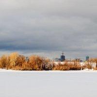 Зимний пейзаж :: Sergey Kuznetcov