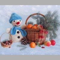 С наступающим Новым 2015 Годом,друзья! :: Алла Шевченко