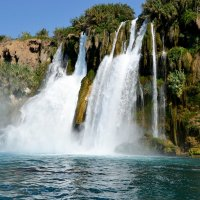 водопад в Анталии :: Zima Zima