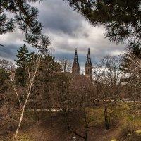 Две башни :: Анатолий Мигов