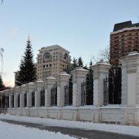 Вид с Крымской набережной. :: Oleg4618 Шутченко