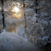 Закатная сказка уходящего декабря... :: Андрей Войцехов