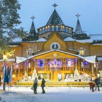 Воло-Вологодчина, Дед Мороза вотчина... :: Александр Силинский