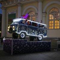 С Наступающим Новым Годом! :: Анатолий Цыганок