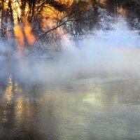 Закатное возгорание...4. :: Андрей Войцехов