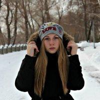 зимняя фото сессия :: Дарья Евсеева