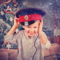 Новый год , радость и хлопушки :: Евгения Малютина