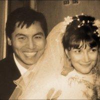 Свадьба...Мы - эхо друг друга... :: ЕЛЕНА СОКОЛЬНИКОВА