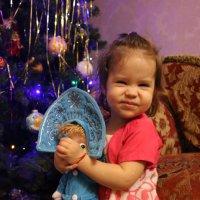 С любимой Машкой :) :: Анжелика Засядько
