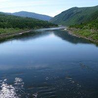Река Колыма. :: Андрей Франчковский