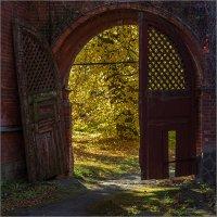 Старые ворота :: Юрий
