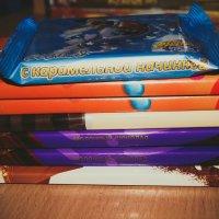 Шоколада много не бывает. :: Света Кондрашова