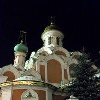 Храм иконы Казанской Божией Матери. :: Елена