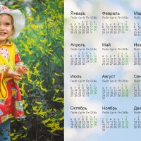 Календарь на 2015 год, солнечная фотография, чтобы год был солнечным и радостным! С новым годом! :: Никита Живаев