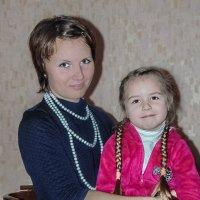 мать и доча :: Игорь Чичиль