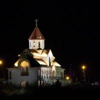 Армянский храм :: Александр Малышев