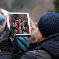 Репортаж из усадьбы Деда Мороза :: Alex Sash