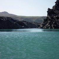 Голубая лагуна :: Natalia Harries